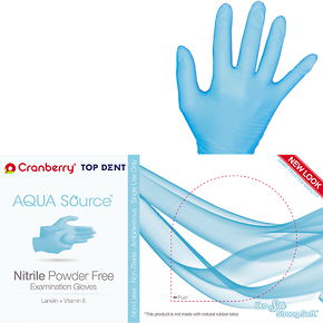 Top Dent Nitril PF Aqua Source