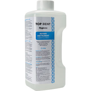 TOP DENT HYGIEN ROTARY INSTRUMENT DISINFECTANT 2L